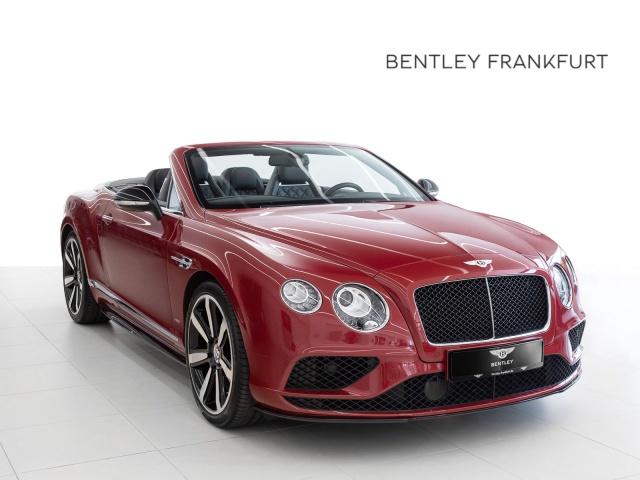 Bentley Continental GTC V8 S Facelift Mulliner Spec., Jahr 2015, Benzin