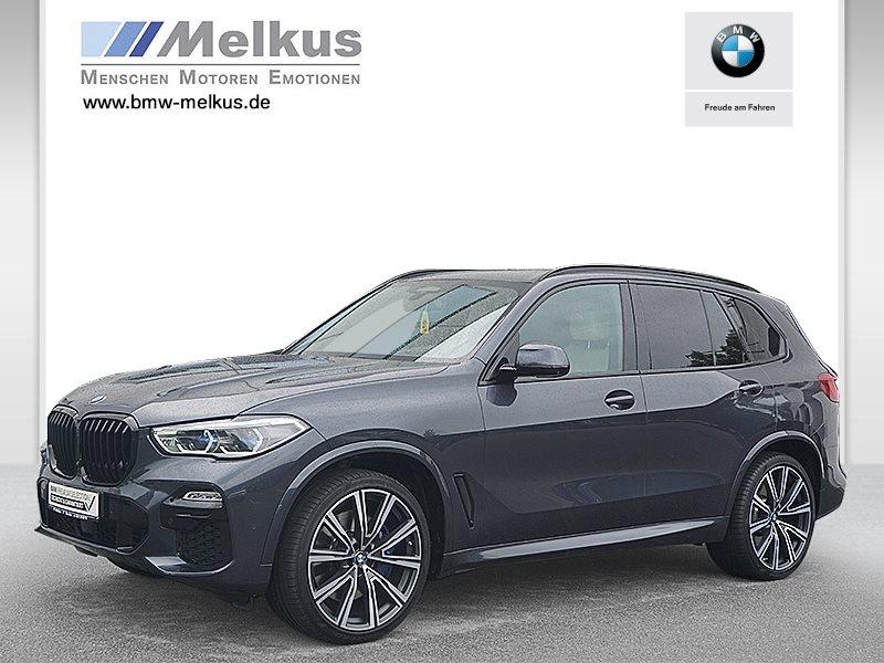 BMW X5 M50d Pano Laserlicht HUD Harman DAB Park Plus, Jahr 2019, Diesel