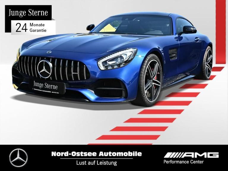 Mercedes-Benz AMG GT C Comand Kamera Distr. Pano Night LED, Jahr 2018, Benzin
