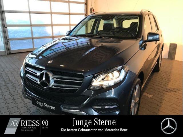 Mercedes-Benz GLE 350 d 4M AHK+SHZ i. Fond+Park-Pilot+ El.HK, Jahr 2016, Diesel