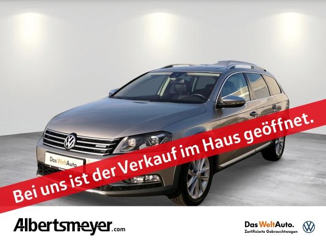 Volkswagen Passat Alltrack 2.0 TDI 4Motion +DSG+DCC+ACC+LM+, Jahr 2014, Diesel