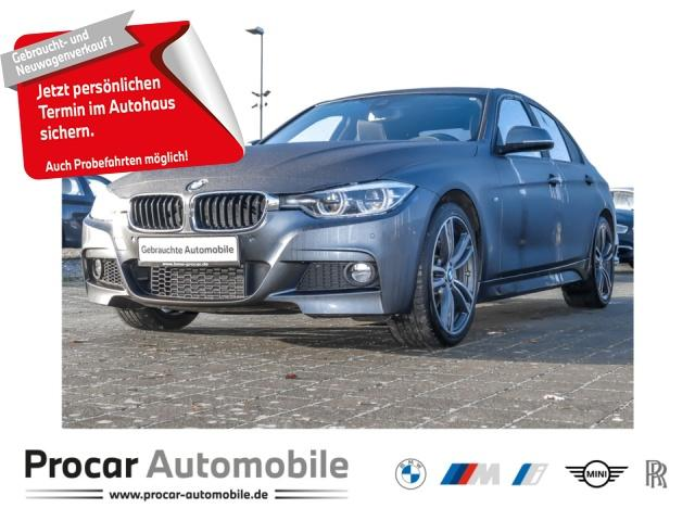 BMW 335d xDrive M Sportpaket Head-Up LED H/K AHK, Jahr 2017, Diesel