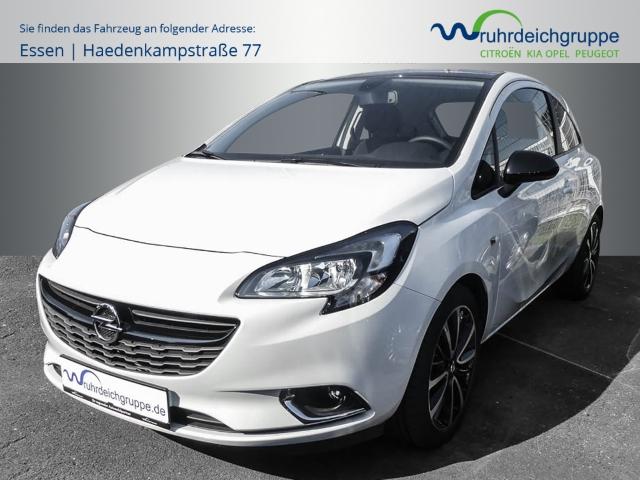 Opel Corsa E Color Edition 1.4+Klimaauto+PDC+BC+LHZ, Jahr 2019, Benzin