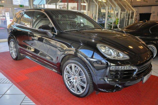 """Porsche Cayenne Diesel Tiptronic Sport Design """"21/Bose"""", Jahr 2012, diesel"""