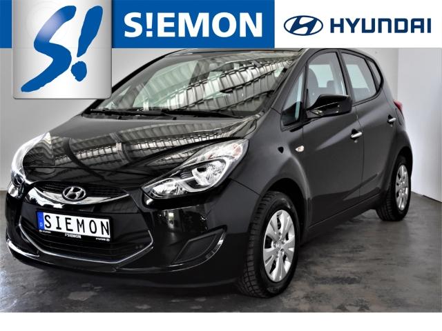 Hyundai ix20 1.4 FIFA Klima eFH eSP Funk-ZV Radio-CD-MP3, Jahr 2014, petrol