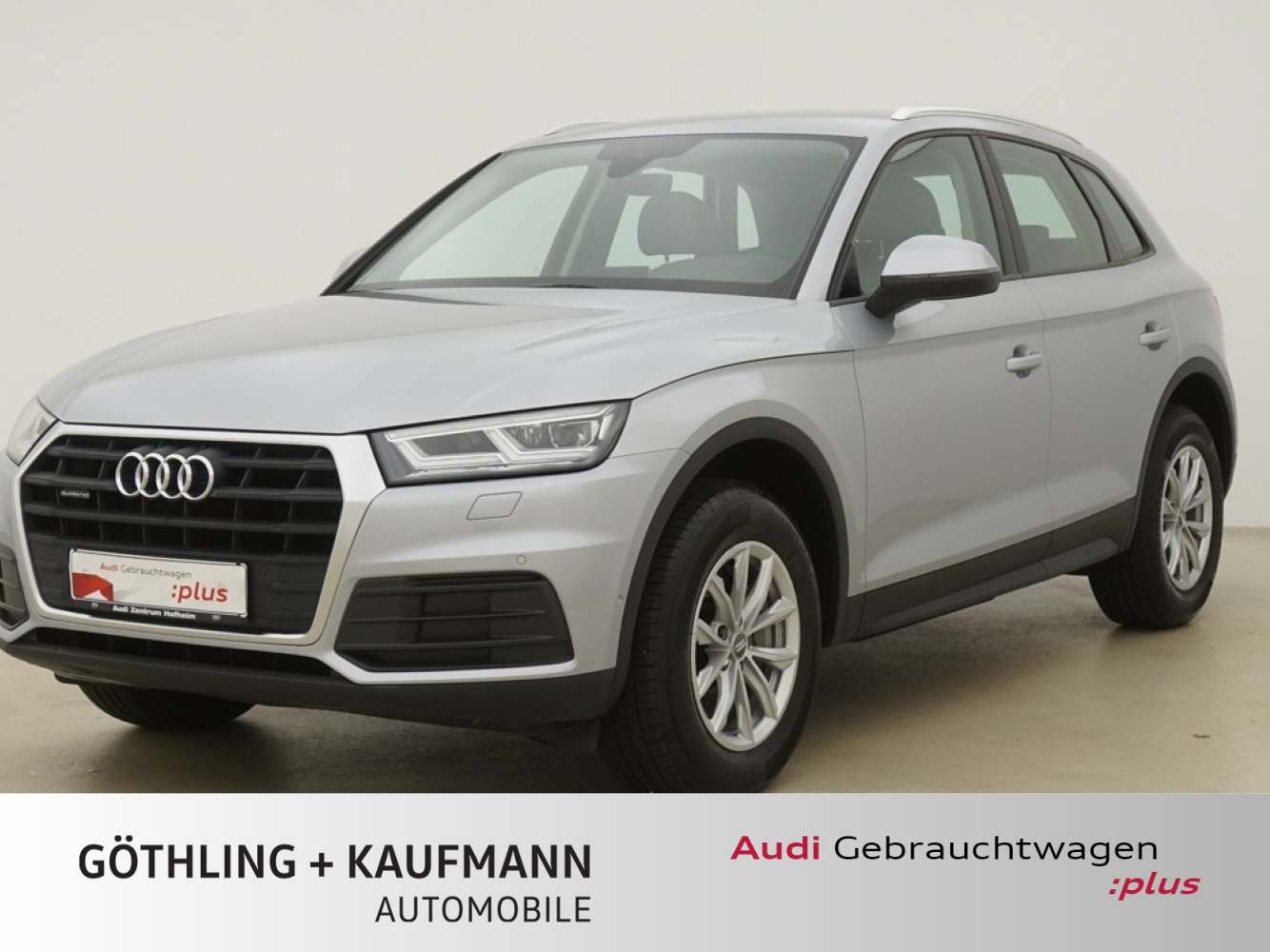 Audi Q5 2.0 TDI qu. S tro 140kW*Navi+*MatrixLED*SHZ*S, Jahr 2017, Diesel