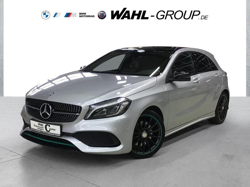 Mercedes-Benz A 250 AMG Sport Line Motorsport Edition DKG Leder, Jahr 2016, Benzin
