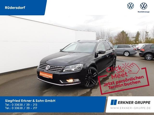Volkswagen Passat Variant 1.4TSI Comfortline+KLIMA+PDC+USB, Jahr 2013, Benzin