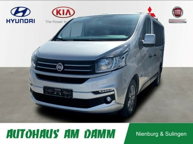 Fiat Talento Kombi L1H1 1,2t Family, Jahr 2016, Diesel