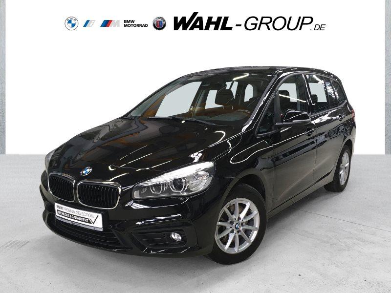 BMW 218 Gran Tourer d Advantage LED Navi Tempomat, Jahr 2018, Diesel