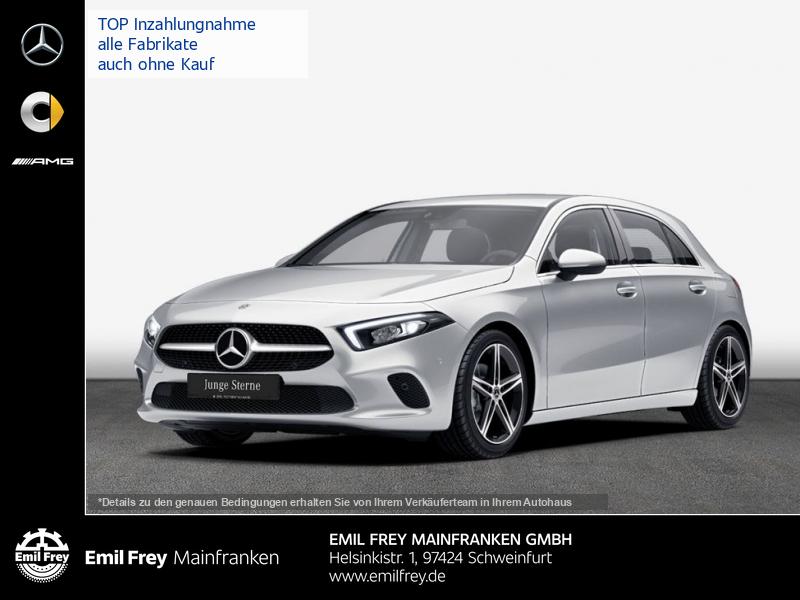 Mercedes-Benz A 160 finanzieren