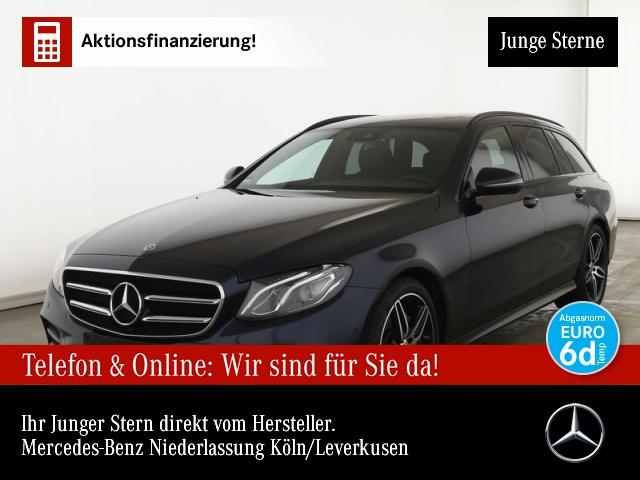 Mercedes-Benz E 200 T AMG SHD.COMAND.Night.Burmester.Spiegel, Jahr 2019, Benzin