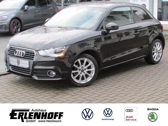 Audi A1 Attraction 1,2TSI, Style Paket, Sitzheizung, Klima, beh. Aussenspiegel Navivorbereitung, Jahr 2014, petrol