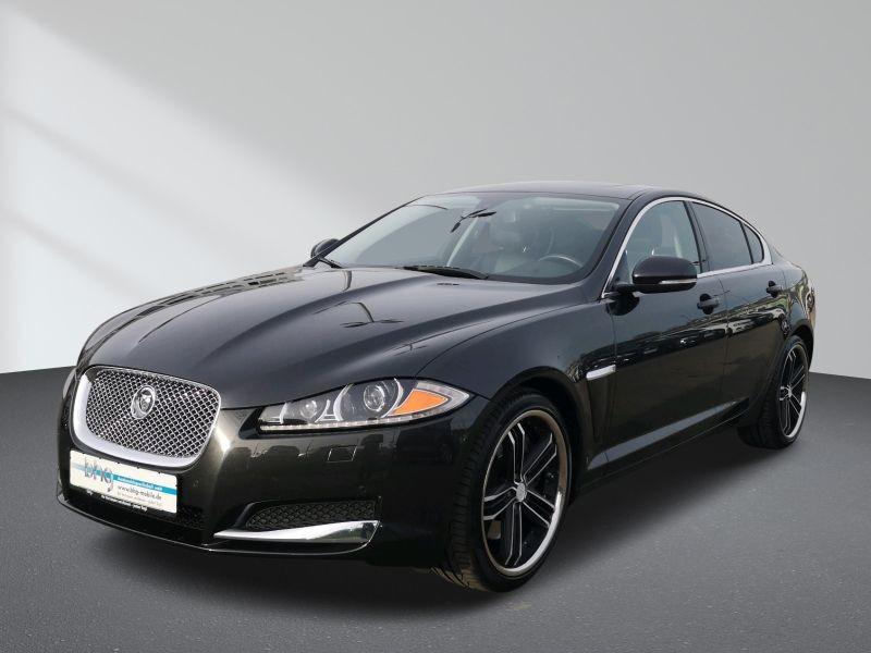 Jaguar XF 3.0 V6 Kompressor, Jahr 2014, Benzin