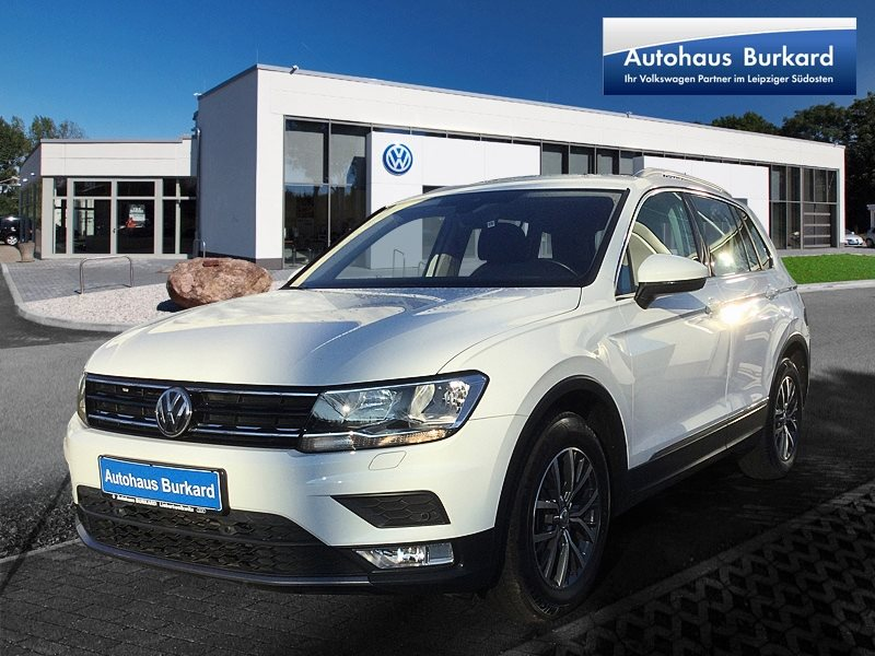 Volkswagen Tiguan 1.4 TSI BMT/Start-Stopp, Jahr 2016, Benzin