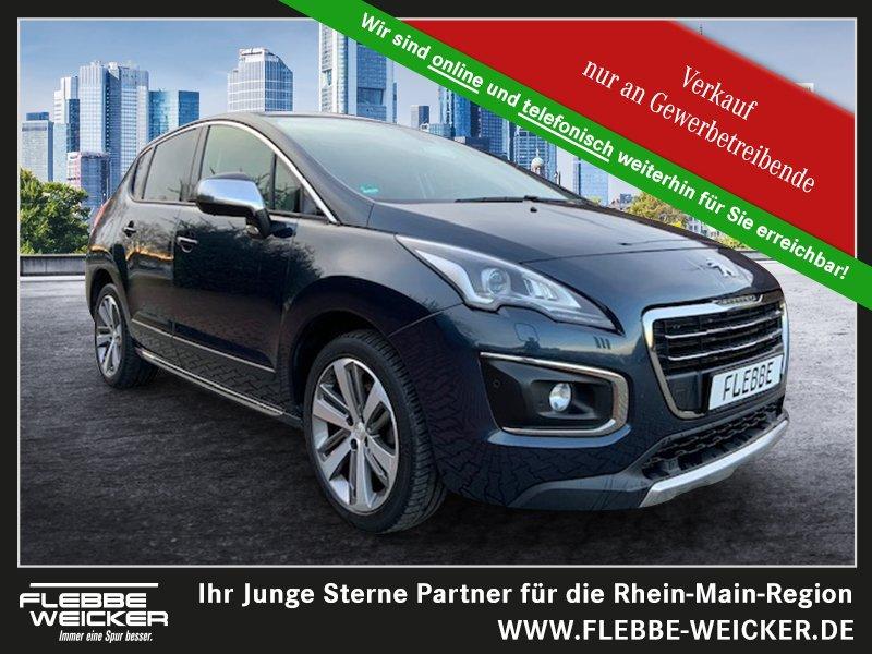 Peugeot 3008 1.6 THP 155 ALLURE+NAVI+XENON+R.-KAM.+LM-18, Jahr 2016, Benzin