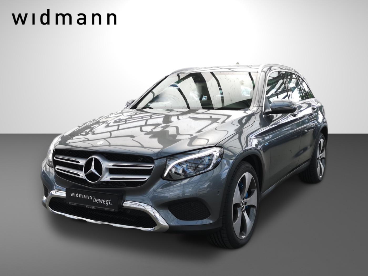 Mercedes-Benz GLC 350 e 4M *Exclusive*Chrom*Comand*ILS*Kamera*, Jahr 2017, Hybrid