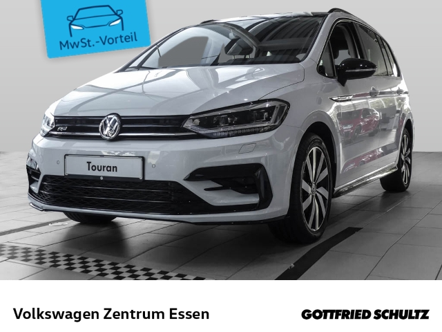 Volkswagen Touran 1.5 TSI OPF HIGHLINE Black Style NAVI, LED, DSG, Jahr 2020, Benzin