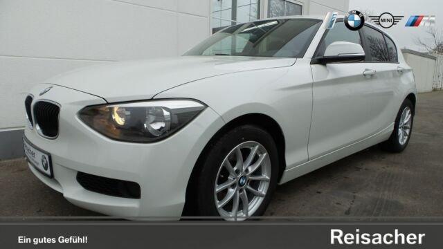 BMW 114d 5trg. LM Räder,SH,PDC,Freisprecheinrichtung, Jahr 2013, Diesel
