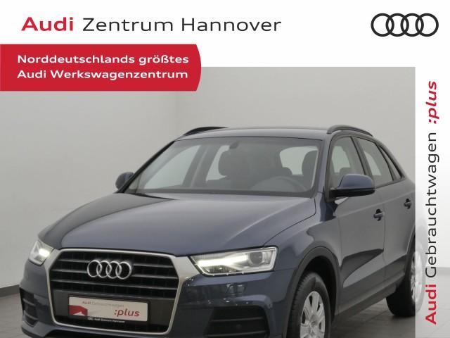 Audi Q3 1.4 TFSI AHK, Navi, Xenn, PDC, SHZ, Bluetooth, Jahr 2018, Benzin