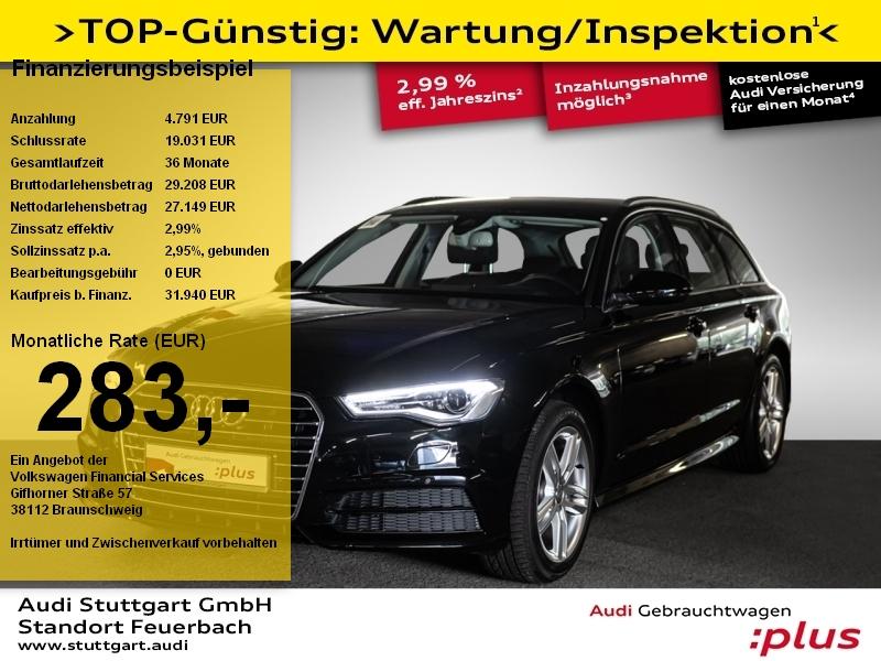Audi A6 Avant 2.0 TDI Kamera Leder Head-Up Navi Xenon, Jahr 2018, Diesel