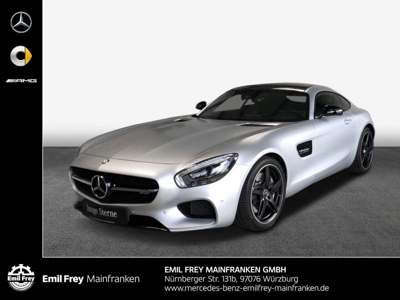 Mercedes-Benz AMG GT Mattlack ***1. Hand+Scheckheft+Unfallfrei***, Jahr 2016, Benzin