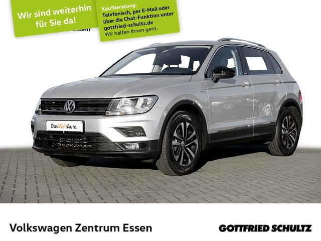 Volkswagen Tiguan IQ DRIVE 1.5 TSI DSG NAVI VC KAMERA ALU17, Jahr 2019, Benzin