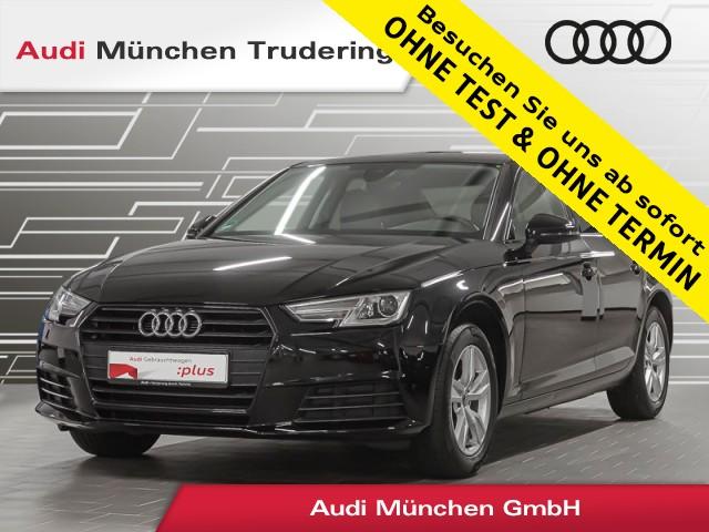 Audi A4 Lim. 1.4 TFSI / Navi/ Sitzheizung/ Xenon/ Standheizung, Jahr 2018, Benzin