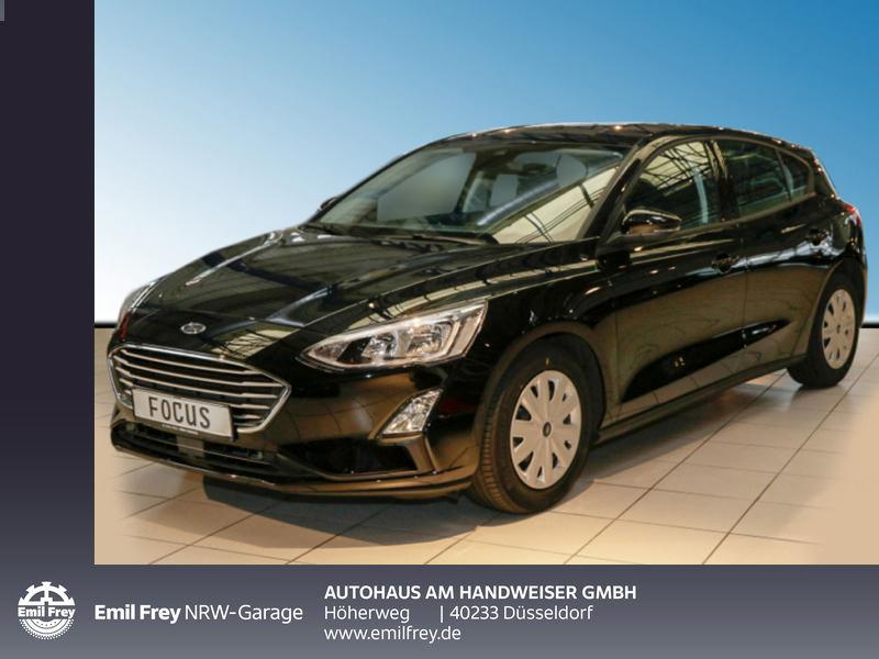 Ford Focus 1.0 EcoBoost TREND,WinterPaket,Park-Pilot v+h, Jahr 2019, Benzin