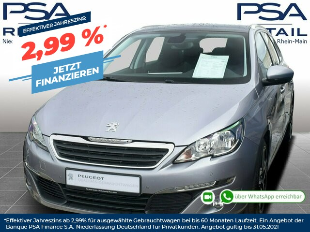 Peugeot 308 SW BlueHDi 150 Busi.-Line *NAVI*Panorama*Einparkh*Cit, Jahr 2015, Diesel