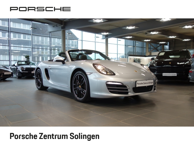 Porsche Boxster 19'' Zoll Felgenstern lackiert in schwarz, Jahr 2014, Benzin
