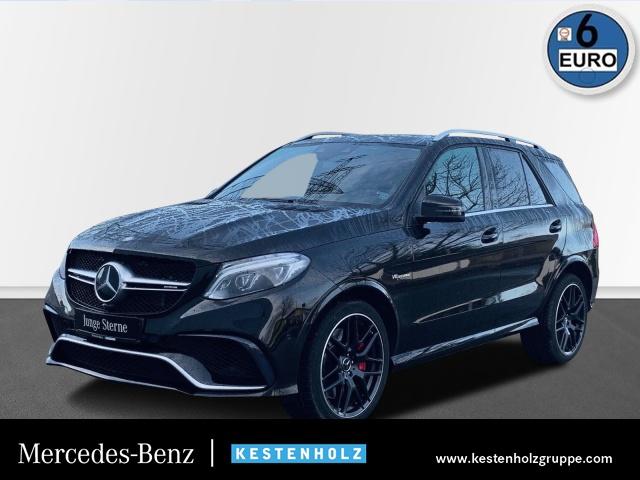 Mercedes-Benz GLE 63 AMG S 4M 360°+STANDHZG+PANO+HARMAN+COMAND, Jahr 2015, Benzin