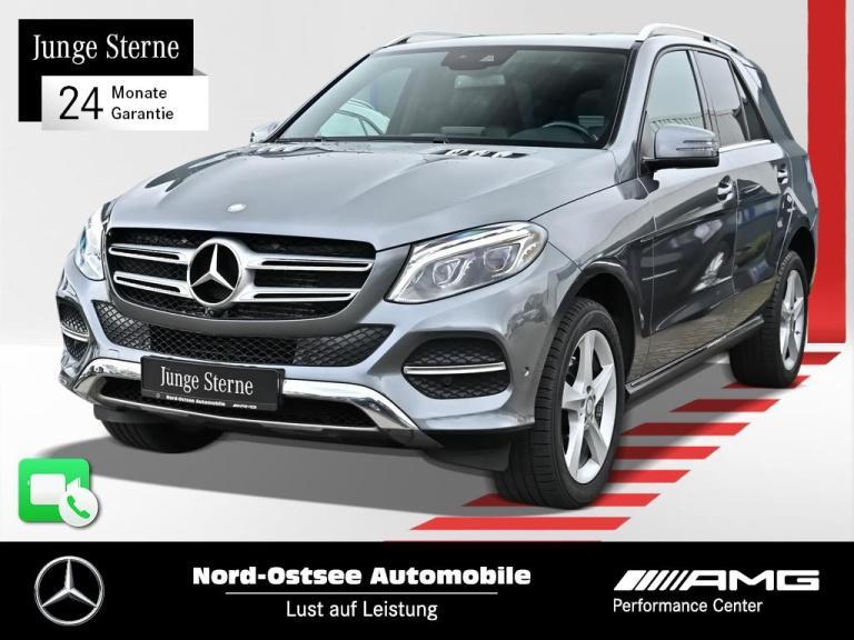Mercedes-Benz GLE 350 d 4M Navi AHK 360° LED SHZ Schiebedach, Jahr 2016, Diesel