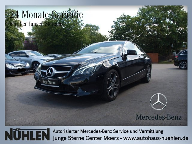 Mercedes-Benz E 250 Coupé LED+COMAND APS+Sitzhzg.+Park-Assist., Jahr 2014, Benzin