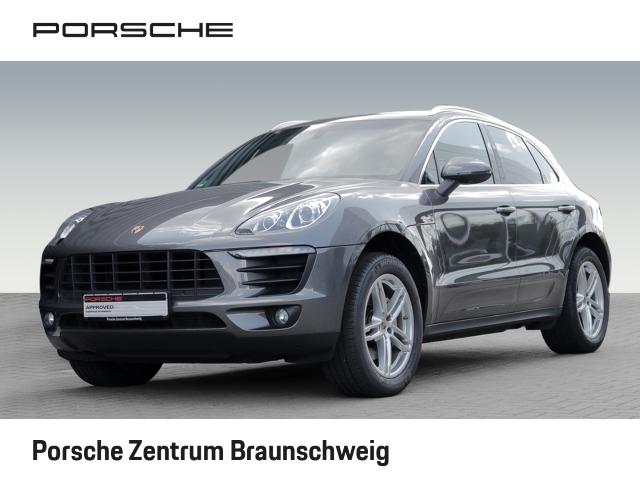 Porsche Macan S Diesel 3.0 PASM Rückfahrkamera 19-Zoll, Jahr 2014, diesel