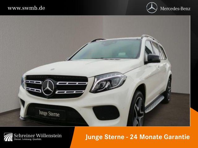 Mercedes-Benz GLS 500 4M AMG*FAP*Pano*AHK*AIR*Stdhzg*KeyGo*Tbr, Jahr 2017, Benzin