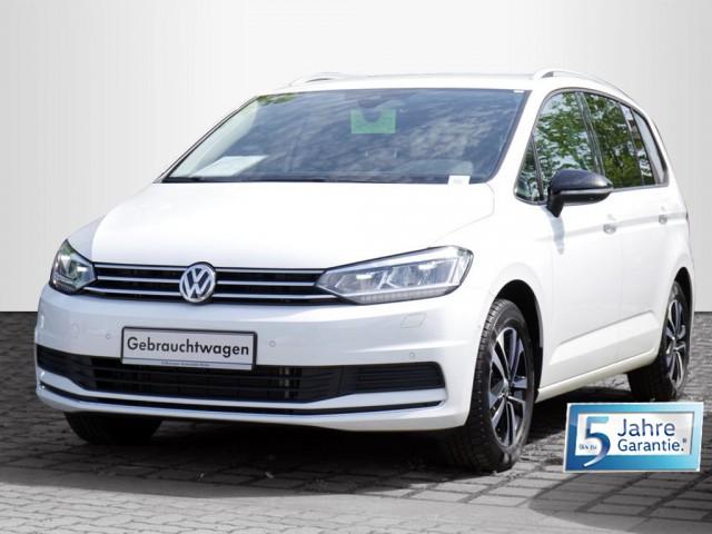 Volkswagen Touran 2.0TDI DSG IQ.DRIVE NAVI 7-Sitze LED, Jahr 2020, Diesel