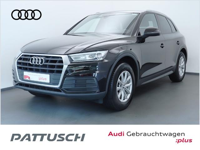 Audi Q5 2.0 TDI Xenon plus Navi AHZV Sitzhz., Jahr 2017, Diesel
