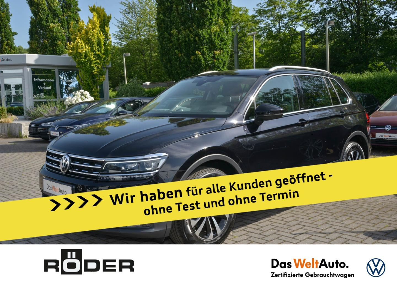 Volkswagen Tiguan IQ DRIVE 1.5 TSI DSG Navi LED Parklenk AC, Jahr 2020, Benzin