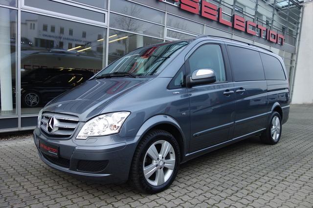 Mercedes-Benz Viano 3.0 CDI EDITION lang 2xsTÜR/XENON/7SITZER, Jahr 2013, Diesel