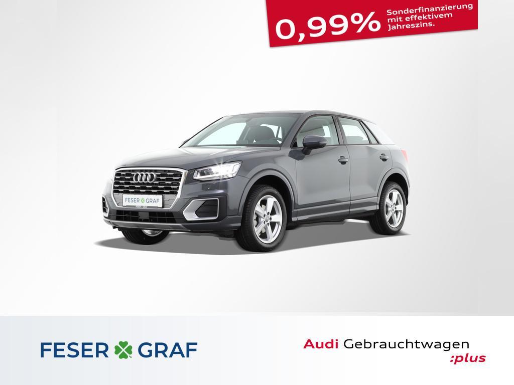 Audi Q2 Sport 30 TDI AHK/LED/Navi/DAB/Tempomat/PDC, Jahr 2020, Diesel