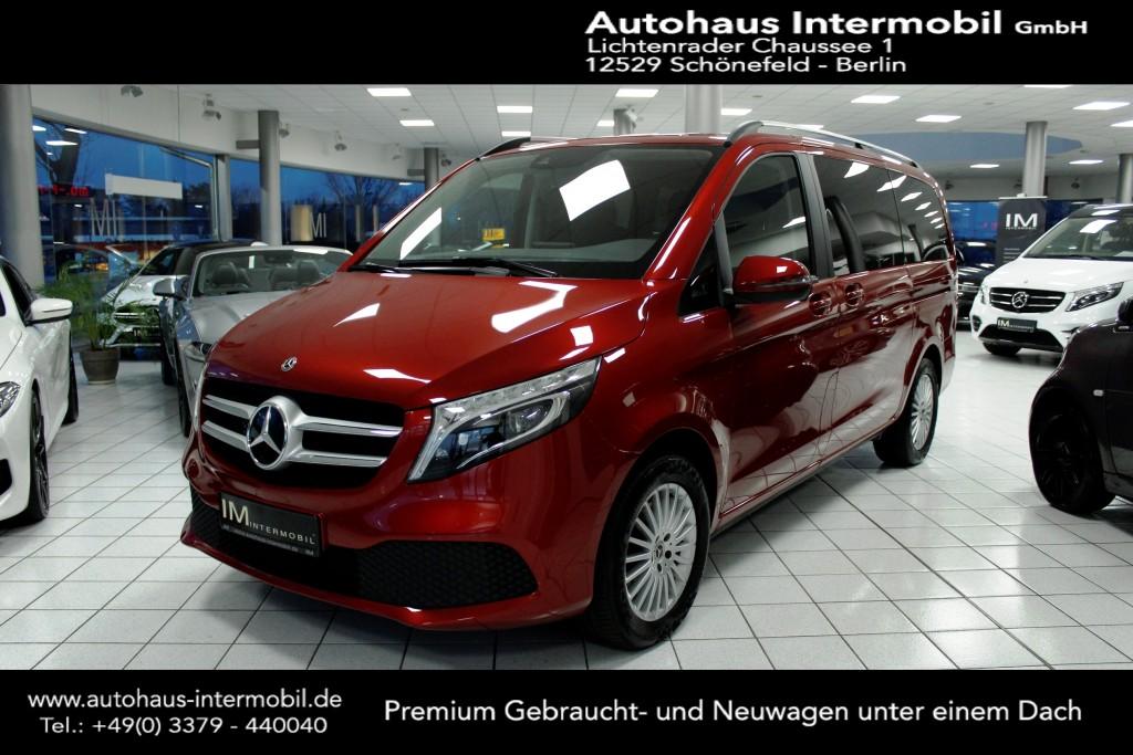 Mercedes-Benz V 300 d Edition 4Matic lang*6-Einzel-Sitze*ACC*, Jahr 2020, Diesel