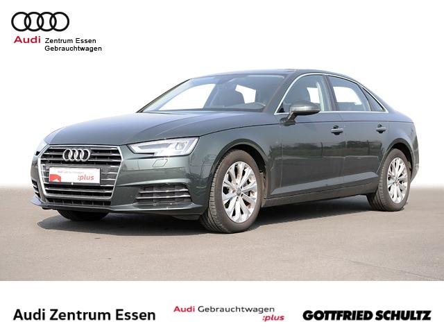 Audi A4 Limousine design 2.0 TDI ultra S tronic LED, Jahr 2017, Diesel