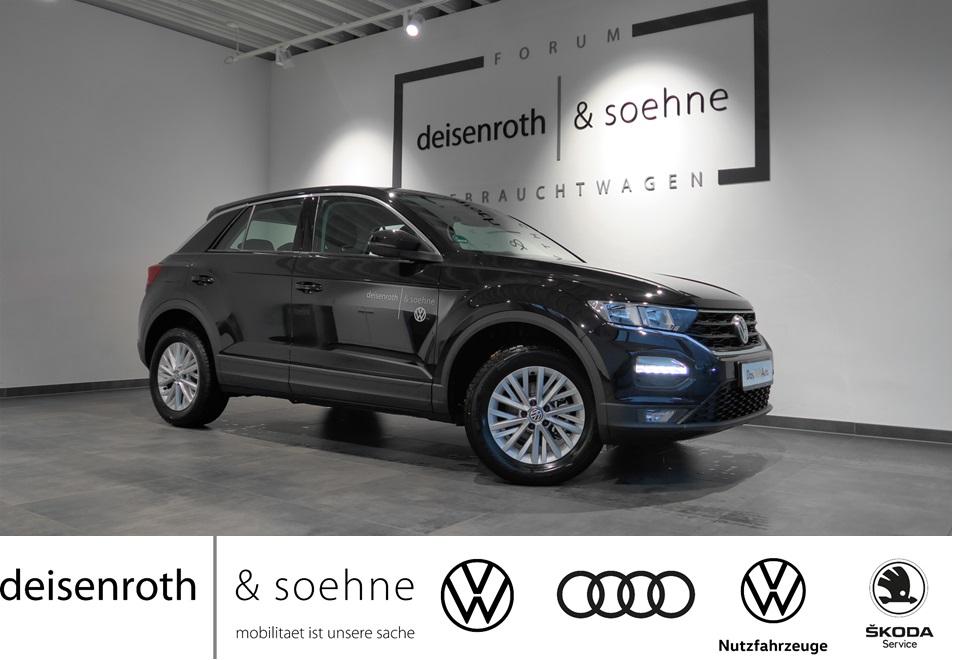 Volkswagen T-ROC 1.0 TSI Climatronic/DAB/Bluetooth/Sitzhz./, Jahr 2019, Benzin