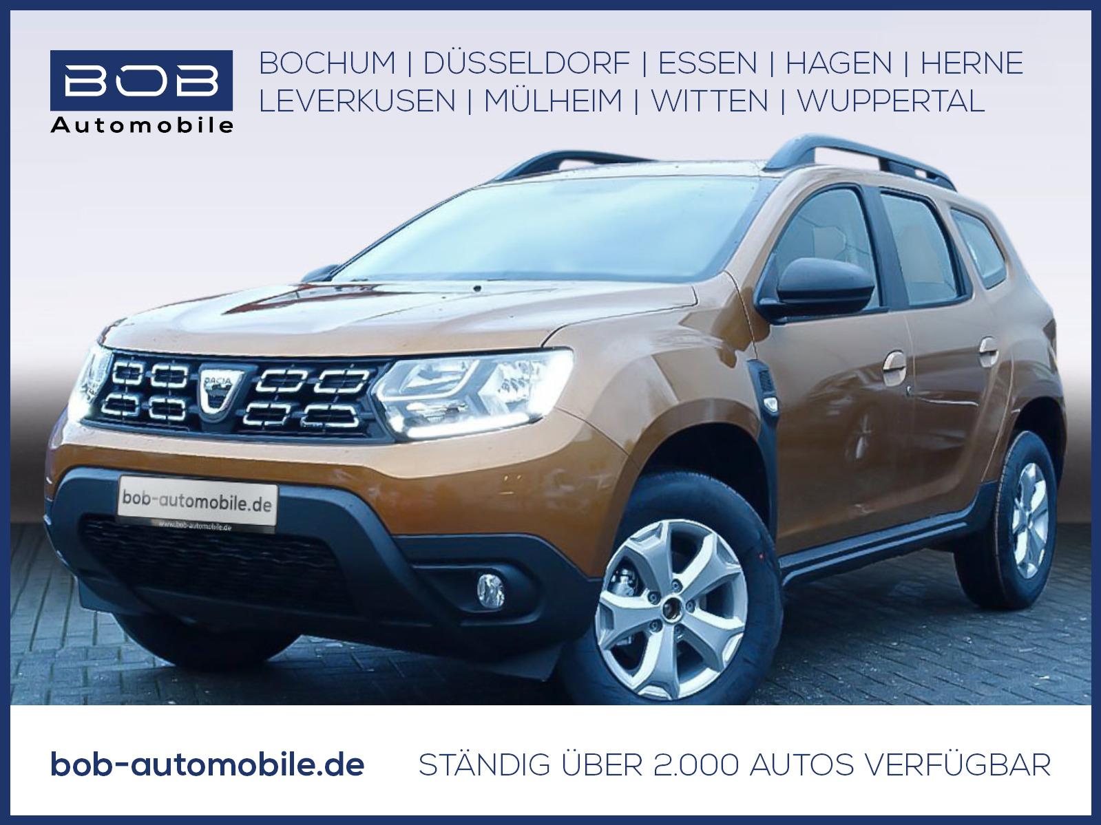 Dacia Duster Comfort TCe 100 ECO-G SHZ PDC BT ZV, Jahr 2020, LPG