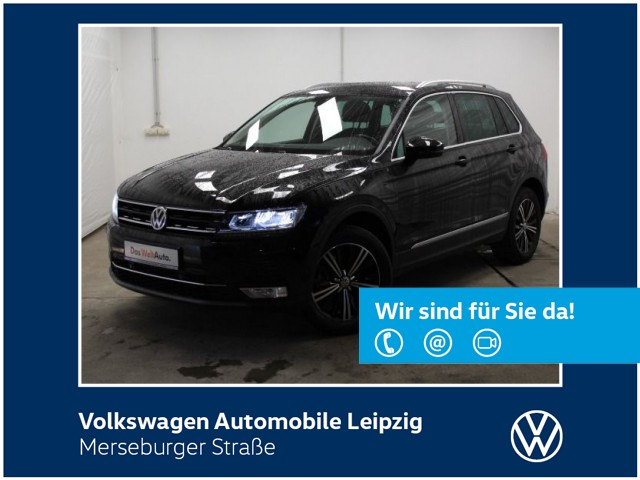 Volkswagen Tiguan 2.0 TSI Highline 4M*DSG*LED*ACC*, Jahr 2016, Benzin