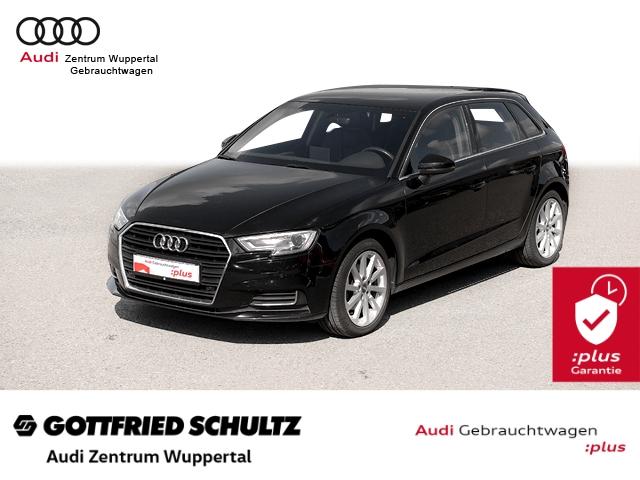 Audi A3 Spb 2.0TDI AHK KAMERA LEDER NAV XEN PDC VO+HI G Design, Jahr 2017, Diesel