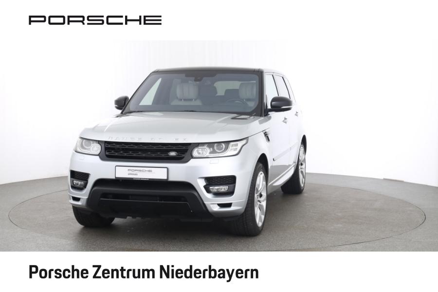 Land Rover Range Rover Sport 5.0 HSE Dynamic, Jahr 2014, Benzin