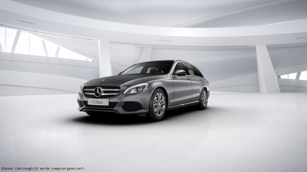 Mercedes-Benz C 200 T d Avantgarde/LED/Navi/PDC, Jahr 2016, Diesel