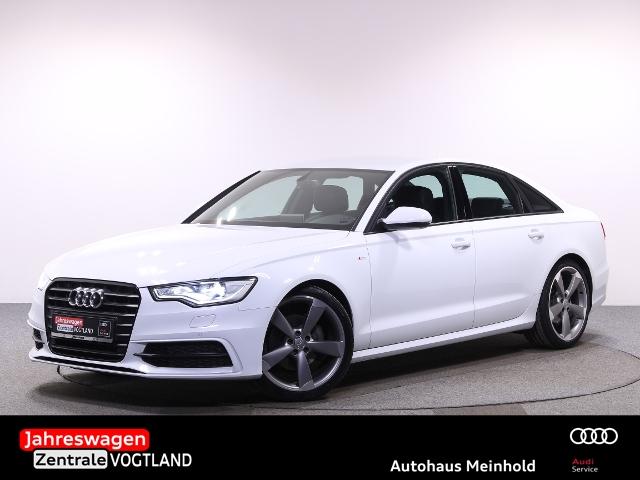 Audi A6 2.0 TFSI sport select.,S line 2x,ALU 20',NAVI, Jahr 2012, petrol